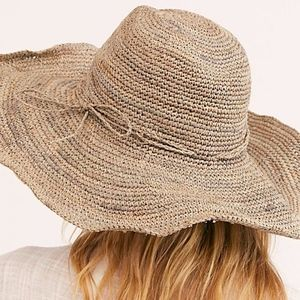 Free People Marley straw hat